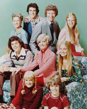 This is an image of 235417 The Brady Bunch Photograph & Poster