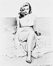 This is an image of 168431 Anita Ekberg Photograph & Poster