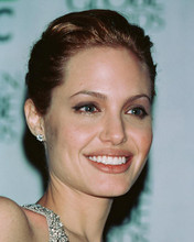 This is an image of 236774 Angelina Jolie Photograph & Poster