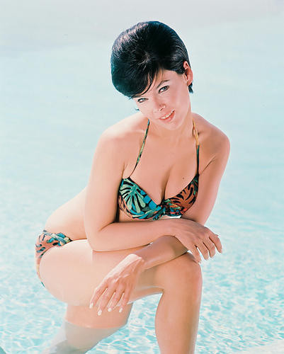 This is an image of 234362 Yvonne Craig Photograph & Poster