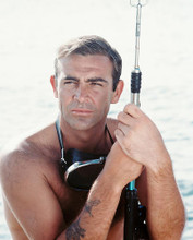 This is an image of 234976 Sean Connery Photograph & Poster