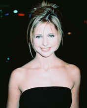 This is an image of 235916 Sarah Michelle Gellar Photograph & Poster