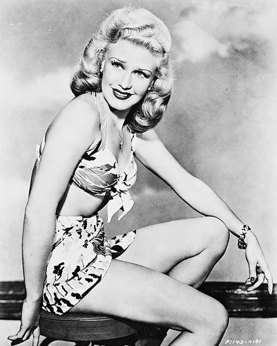This is an image of 169907 Ginger Rogers Photograph & Poster