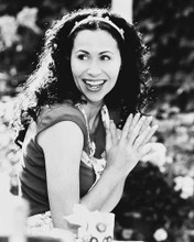 This is an image of 170051 Minnie Driver Photograph & Poster