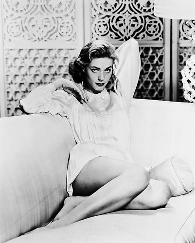 This is an image of 170095 Lauren Bacall Photograph & Poster