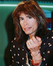 This is an image of 241049 Steve Tyler Photograph & Poster