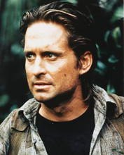 This is an image of 241236 Michael Douglas Photograph & Poster