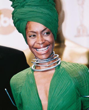 This is an image of 241576 Erykah Badu Photograph & Poster