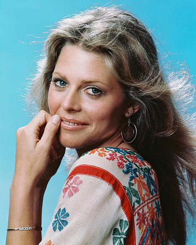 This is an image of 241901 Lindsay Wagner Photograph & Poster