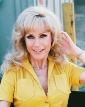 This is an image of 242106 Barbara Eden Photograph & Poster