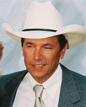 This is an image of 242727 George Strait Photograph & Poster