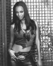 This is an image of 170405 Tyra Banks Photograph & Poster