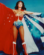 This is an image of 242891 Lynda Carter Photograph & Poster