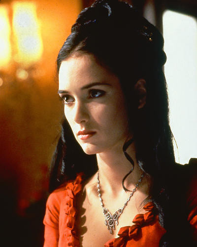 This is an image of 243454 Winona Ryder Photograph & Poster