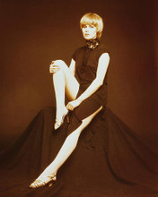 This is an image of 243717 Joanna Lumley Photograph & Poster