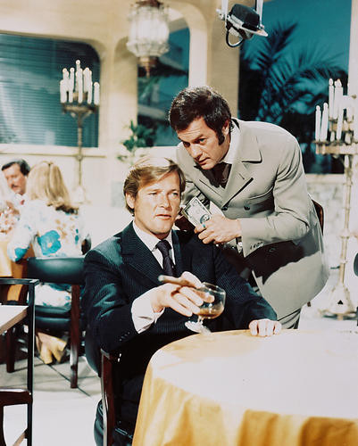 This is an image of 243739 The Persuaders Photograph & Poster