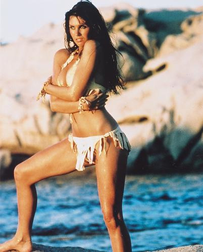 This is an image of 243744 Caroline Munro Photograph & Poster