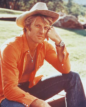 This is an image of 243773 Robert Redford Photograph & Poster