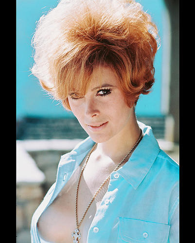 This is an image of 243819 Jill St. John Photograph & Poster