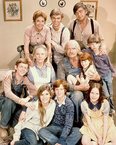 This is an image of 243849 The Waltons Photograph & Poster