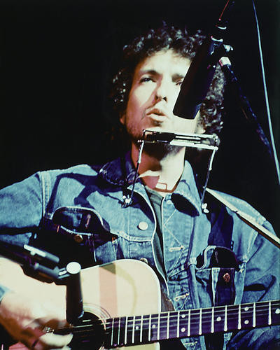 This is an image of 244037 Bob Dylan Photograph & Poster