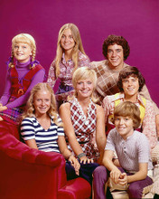 This is an image of 244349 The Brady Bunch Photograph & Poster