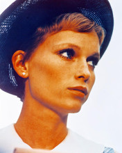 This is an image of 244415 Mia Farrow Photograph & Poster