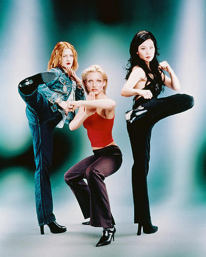This is an image of 244780 Charlie's Angels Photograph & Poster