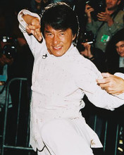 This is an image of 245152 Jackie Chan Photograph & Poster