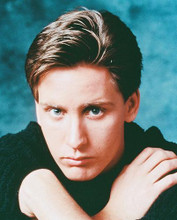 This is an image of 245189 Emilio Estevez Photograph & Poster