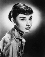 This is an image of 170806 Audrey Hepburn Photograph & Poster
