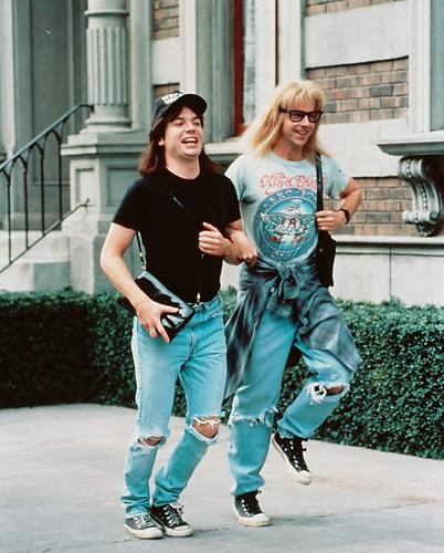This is an image of 245745 Wayne's World Photograph & Poster