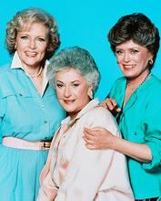 This is an image of 246044 The Golden Girls Photograph & Poster