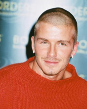 This is an image of 246358 David Beckham Photograph & Poster
