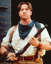 This is an image of 246894 Brendan Fraser Photograph & Poster