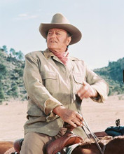 This is an image of 247606 John Wayne Photograph & Poster