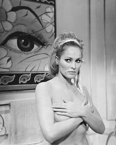 This is an image of 171071 Ursula Andress Photograph & Poster