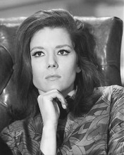 This is an image of 171203 Diana Rigg Photograph & Poster