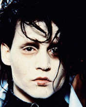 This is an image of 248101 Johnny Depp Photograph & Poster