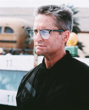 This is an image of 248521 Michael Douglas Photograph & Poster