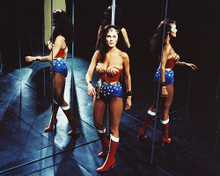This is an image of 240803 Lynda Carter Photograph & Poster