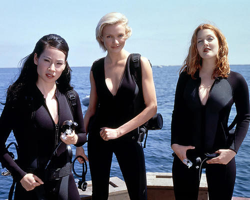 This is an image of 245154 Charlie's Angels Photograph & Poster