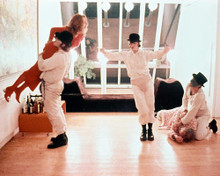 This is an image of 246391 A Clockwork Orange Photograph & Poster