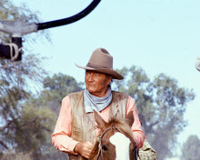 This is an image of 248374 John Wayne Photograph & Poster