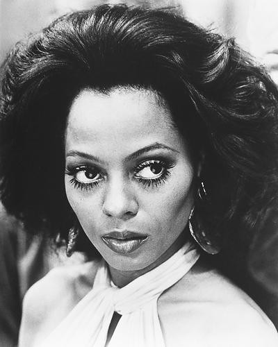 This is an image of 171387 Diana Ross Photograph & Poster