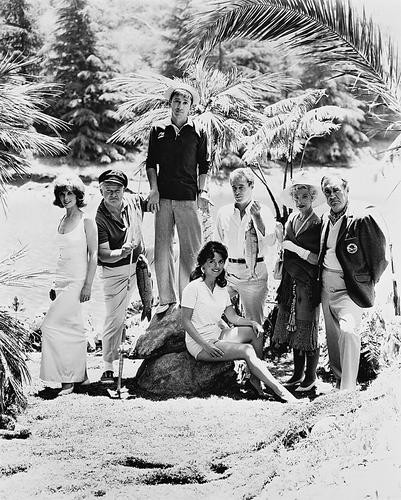 This is an image of 171512 Gilligan's Island Photograph & Poster