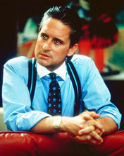 This is an image of 251571 Michael Douglas Photograph & Poster