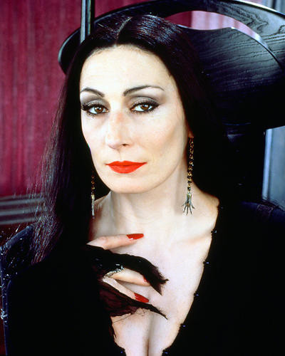 This is an image of 251636 Anjelica Huston Photograph & Poster
