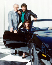 This is an image of 251661 Knight Rider Photograph & Poster