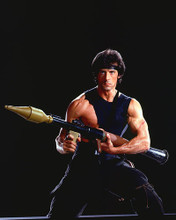 This is an image of 253909 Sylvester Stallone Photograph & Poster